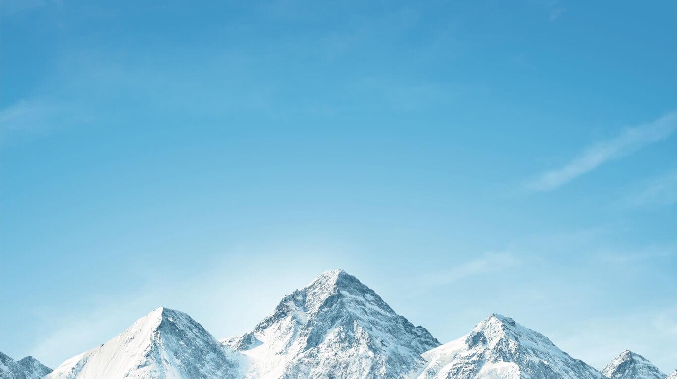 Coors Light mountains