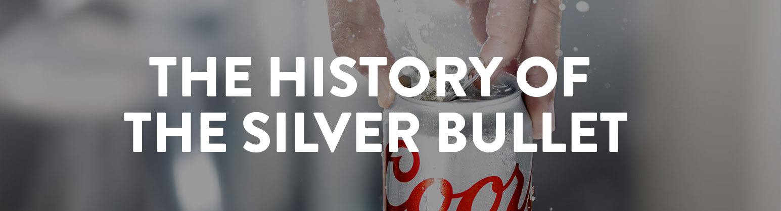 The history of the silver bullet