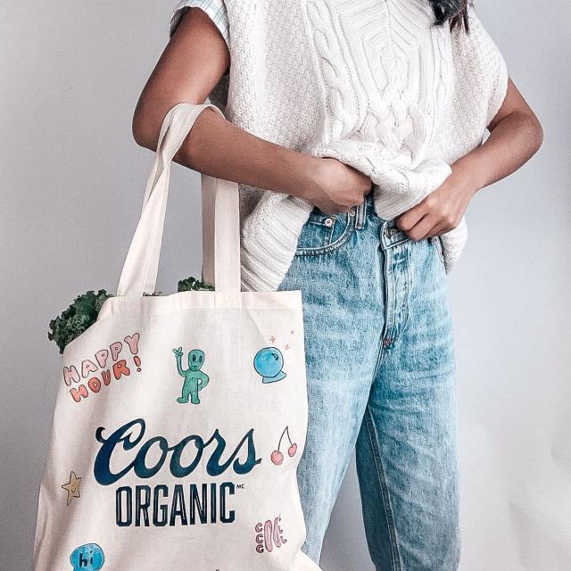 Organic looks good on you.